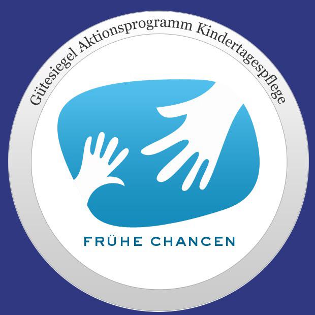 Gütesiegel Aktionsprogramm Kindertagespflege